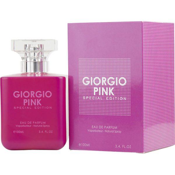 Giorgio Pink Special Edition