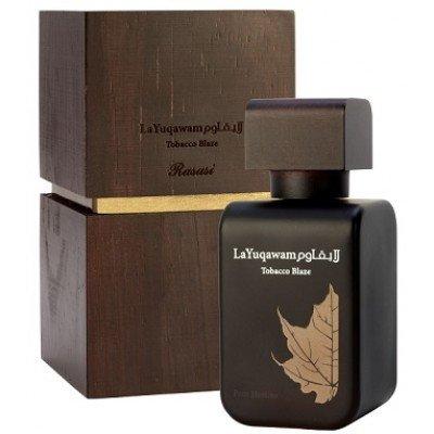 La Yuqawam Tobacco Blaze EDP 75ml For Men by Rasasi