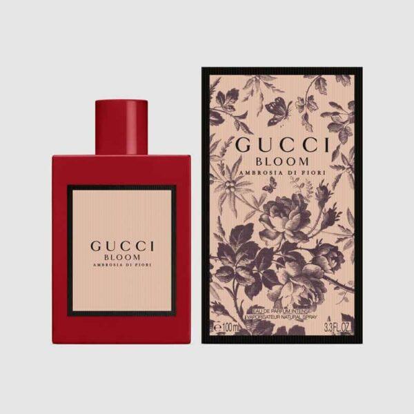 Bloom Ambrosia Di Fiori Perfume EDP 100ml for women by Gucci