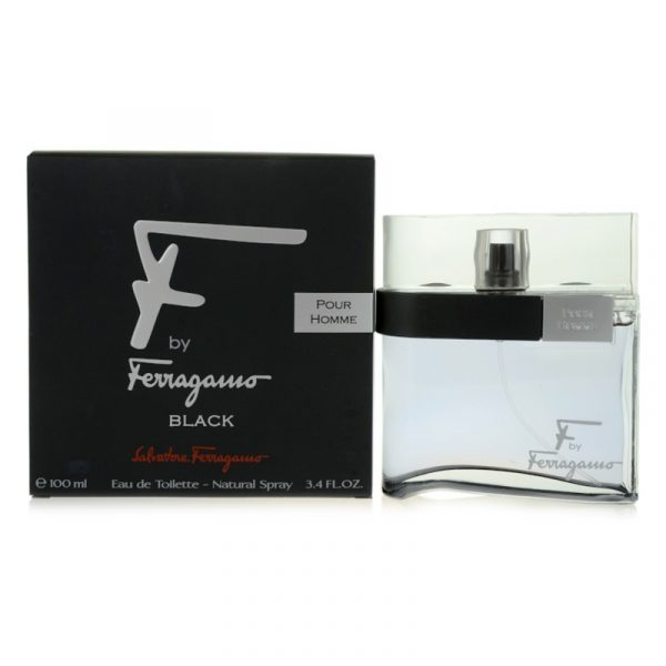 F by Ferragamo Black by Salvatore Ferragamo