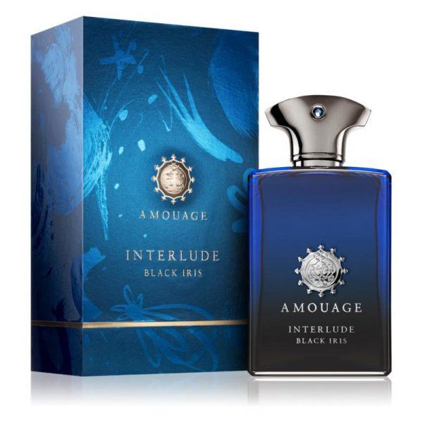 Interlude Black Iris Man by Amouage