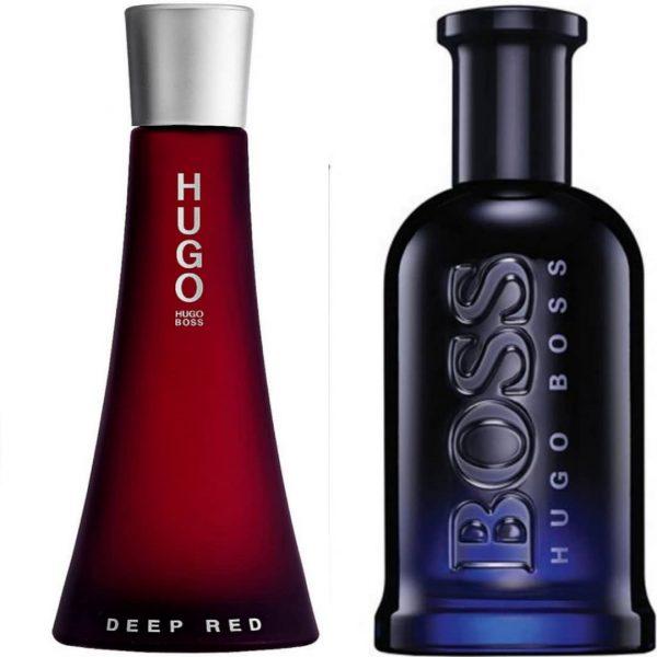 Unisex Perfume Promo