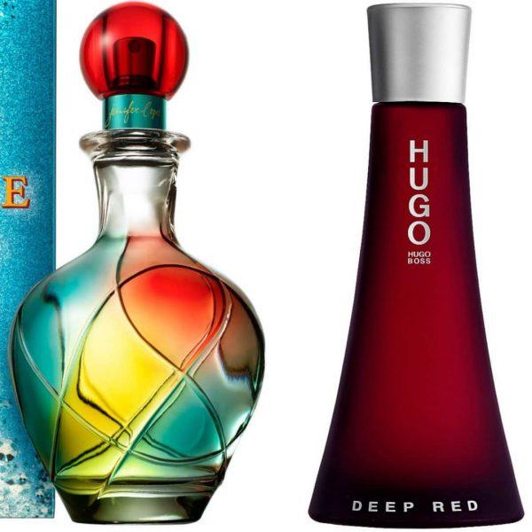 Female Perfume Promo