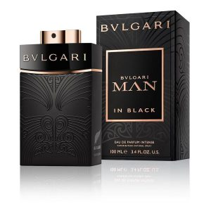 Bvlgari man in black intense
