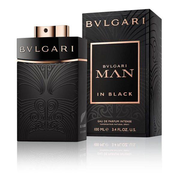 Bvlgari man in black intense