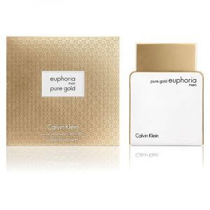Calvin Klein Pure Gold Euphoria Men