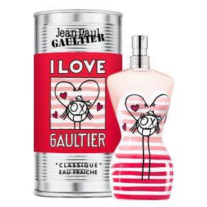 Jean Paul Gaultier classique eau Fraiche limited edition
