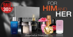 special discounted perfumes