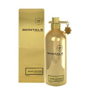 Aoud Leather Perfume EDP 100ml For Men by Montale