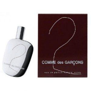 2 Man Perfume EDP 100ml For Men by Comme Des Garcons