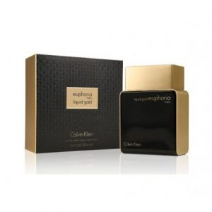 Liquid Gold Euphoria EDP 100ml For Men by Calvin Klein