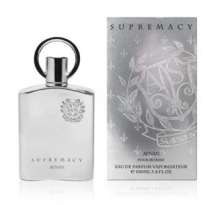 Supremacy Silver Perfume