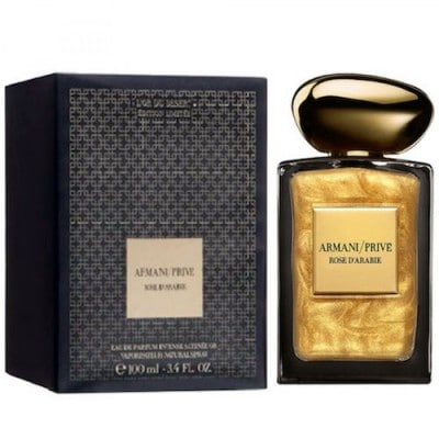 Armani Rose Limited Edition Edp Perfume Desert D'arabie L'or Du 100ml Giorgio Prive gyfIvYbm76