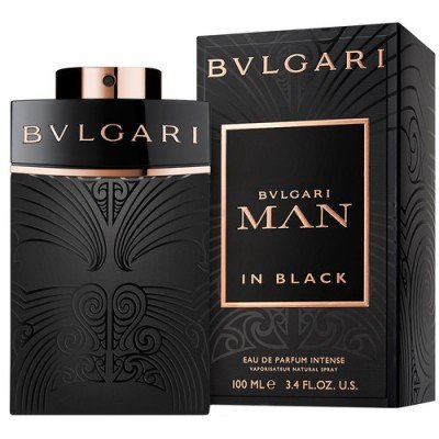 Man In Black Intense