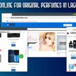 Shopping online for original perfumes in Lagos, Nigeria