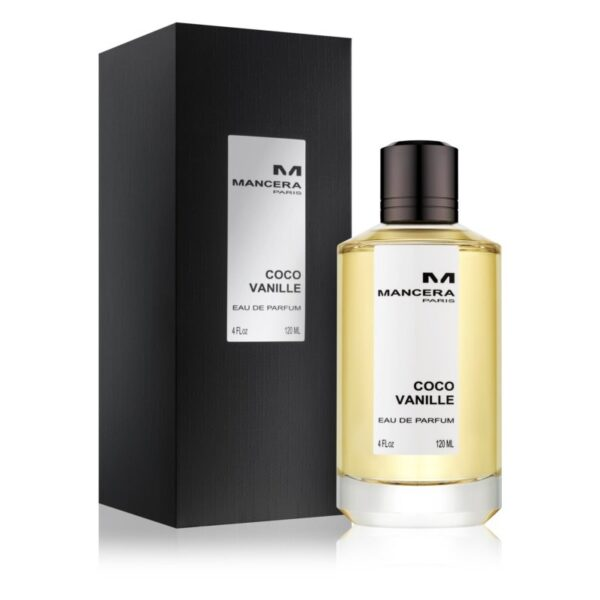 Coco Vanille Perfume 120ml EDP for women by Mancera