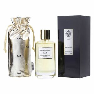 Gold Incense Perfume EDP 120ml Unisex by Mancera