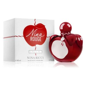 Nina Rouge Perfume EDT 80ml for women by Nina Ricci