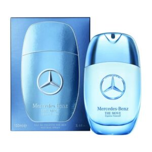 The Move Express yourself Perfume EDT 100ml for men by Mercedes Benz